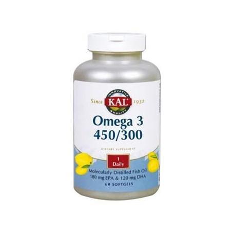 Omega 3 450/300 KAL 60 perlas