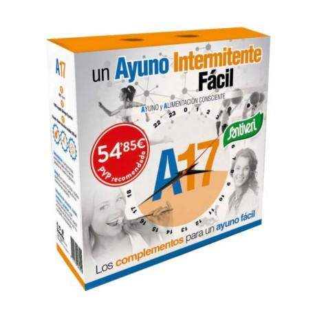 A17 Pack Ayuno Intermitente - Santiveri
