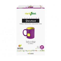 Herbodiet Gluconova Nova Diet 20 Filtros