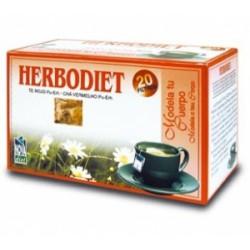 Herbodiet Modela Tu Cuerpo Nova Diet 20 Filtros