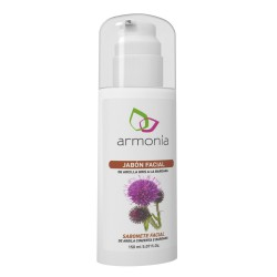 Jabón Facial de Arcilla Gris Armonía 150 Ml