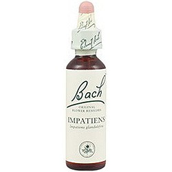 Fores de Bach Impatiens (Impaciencia) 20 Ml