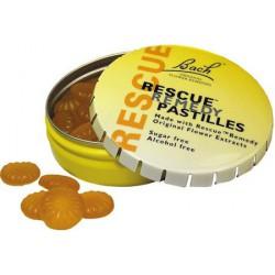 Flores De Bach Original Rescue Pastillas Sabor Naranja-Sauco 50 Gr.