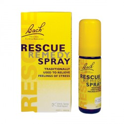 Flores De Bach Rescue Remedy Spray 20 Ml