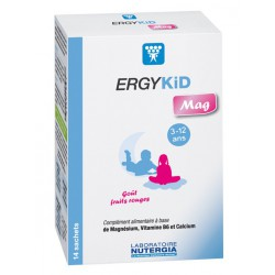 ErgyKid Mag Nutergia 14 Sobres