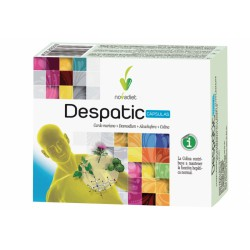 Despatic Hígado y Vesícula Biliar Nova Diet 60 Cápsulas