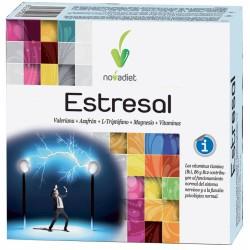 Estresal Estrés Nova Diet 60 Cápsulas