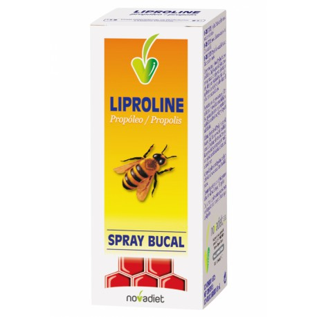 Liproline Spray Bucal Garganta Nova Diet 15 Ml