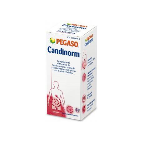 Candinorm Pegaso 40 cápsulas