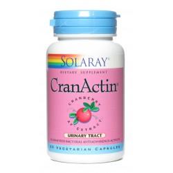 CranActin Cistitis Solaray 60 Cápsulas