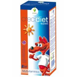 Crecidiet Appétit Infantil Nova Diet Elixir 250 Ml