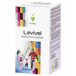 Levivel Cabello y Uñas Nova Diet 90 Cápsulas