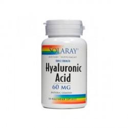 Hyaluronic Acid 60 mg 30 capsulas