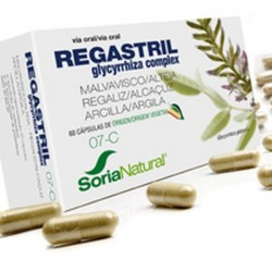Regastril 7-C Glycyrrhiza Complex Dispepsia Soria Natural