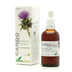 Extracto de Cardo Mariano Hígado Soria Natural 50 Ml.