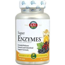 Super Enzymes 60 comprimidos