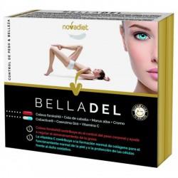 Belladel Obesidad Nova Diet 60 Cápsulas