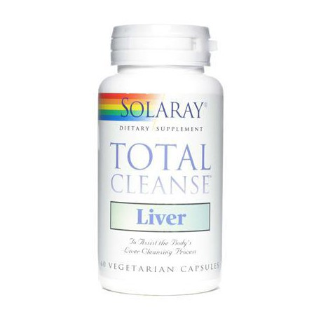 Total Cleanse Liver 60 cápsulas