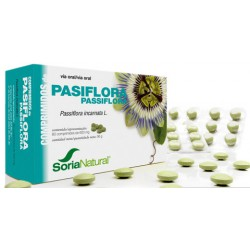 Pasiflora Ansiedad Soria Natural 60 Comprimidos