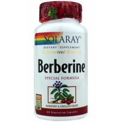 Berberine Diabetes 60 Cápsulas Vegetales