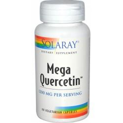 Mega Quercetin Alergias 60 Cápsulas Solaray