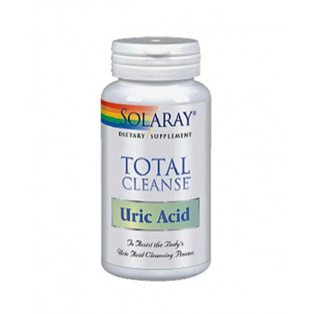 Total Cleanse Uric Acid 60 cápsulas