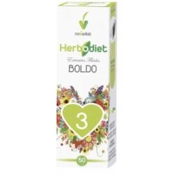 Herbodiet Extracto Fluido Boldo Hígado Nova Diet