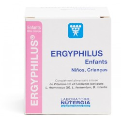 Ergyphilus Niños Nutergia 14 Sobres