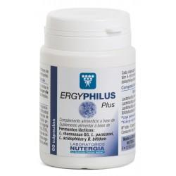 Ergyphilus Plus Nutergia 30 Cápsulas