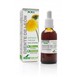 Extracto de Diente de León Soria Natural 50 ml.