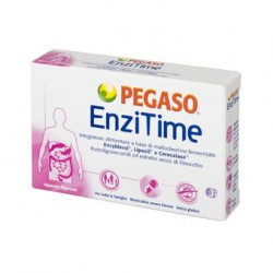 EnziTime 24 comprimidos masticables