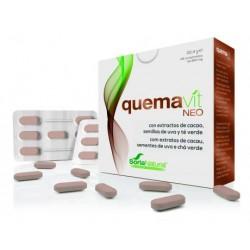 Quemavit Quemagrasas Soria Natural 24 Comprimidos