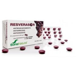 Resverasor Corazon 60 Comprimidos Soria Natural