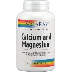 Calcium magnesium 90 capsulas