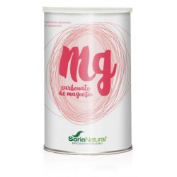Carbonato De Magnesio Laxante 150 Gramos Polvo Soria Natural
