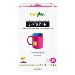 Herbodiet Vientre Plano Nova Diet 20 Filtros