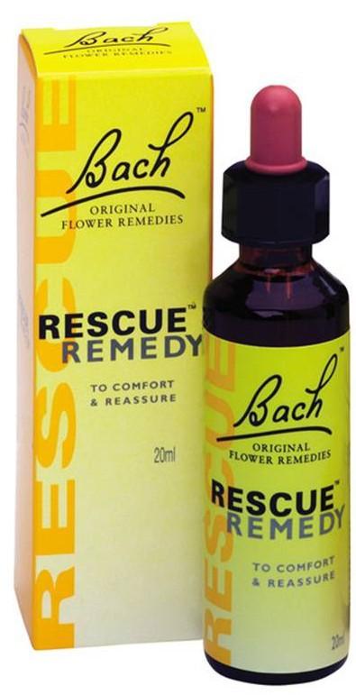flores de bach rescue remedy embarazo